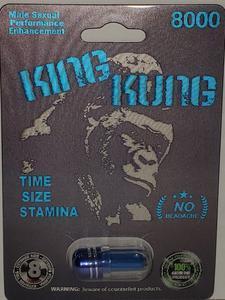 king kung 8000