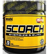 mans sports scorch powder