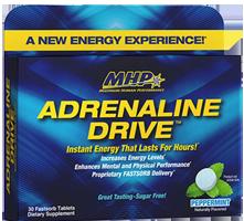 MHP Adrenaline Drive