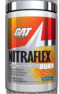 gat nitraflex burn