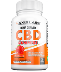 Axis Labs CBD Gummies