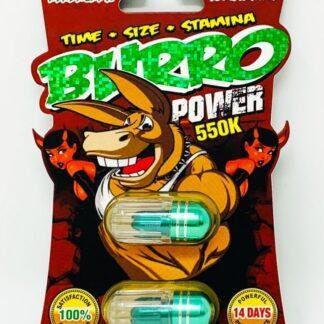 Burro 2 Power 550K