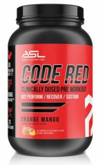 Anabolic Science Labs Red Code