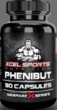 Xcel Sports Nutrition Phenibut