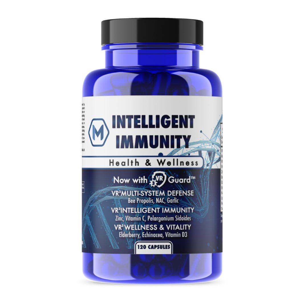 Intelligent Muscle Intelligent Immunity