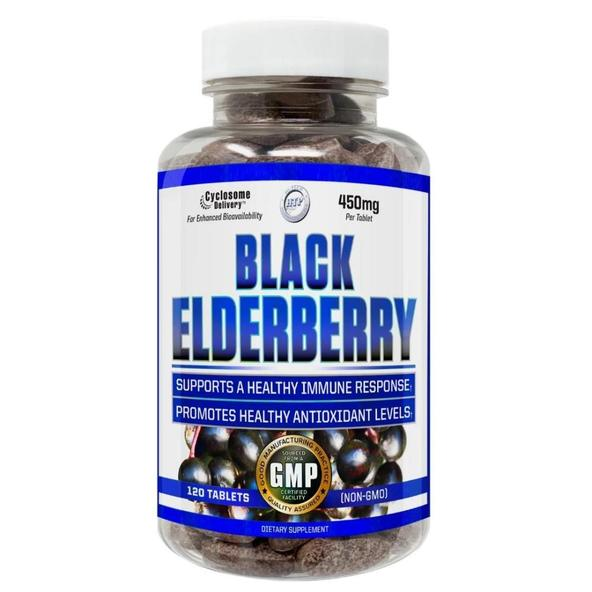 Hi-Tech Pharmaceuticals Black Elderberry