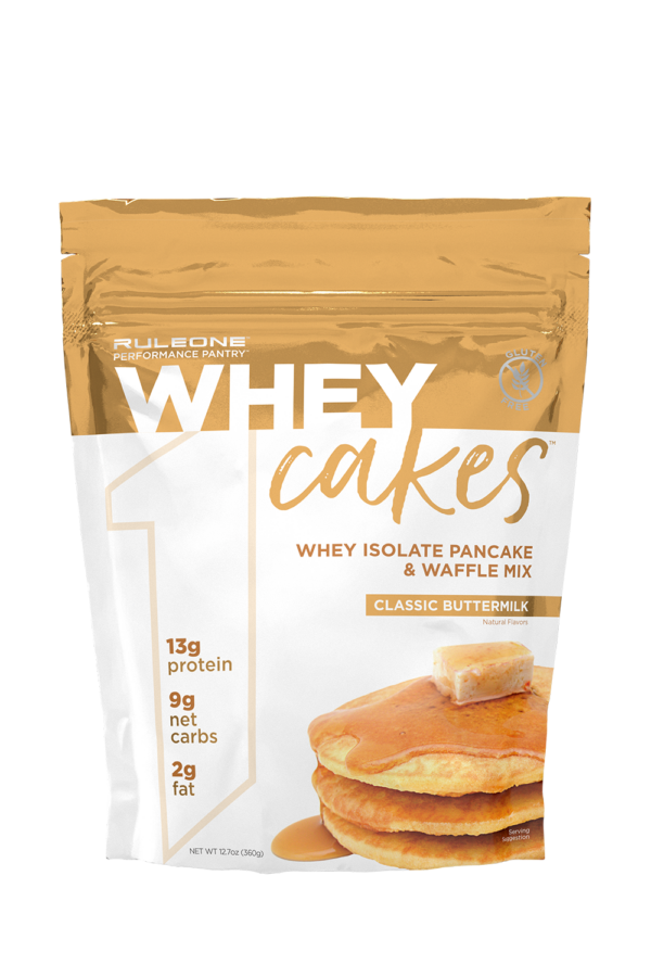 Rule One Proteins WheyCakes