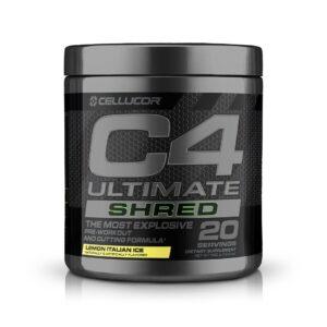 Cellucor C4 Ultimate Shred