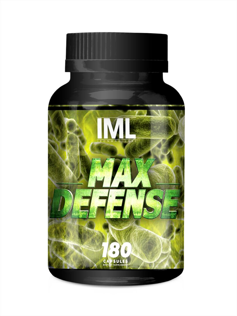 IronMag Labs Max Defense