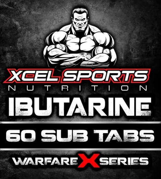Xcel Sports Nutrition Ibutarain