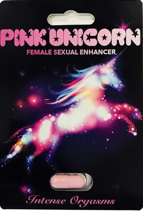 Pink Unicorn Female Sexual Enhancer