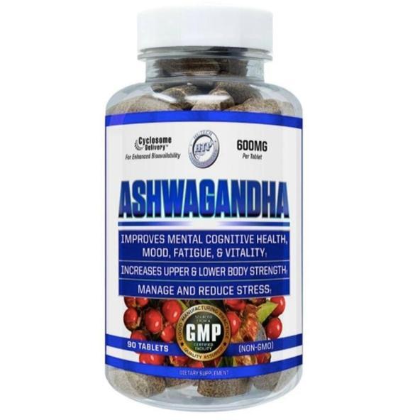 Hi-Tech Pharmaceuticals Ashwagandha