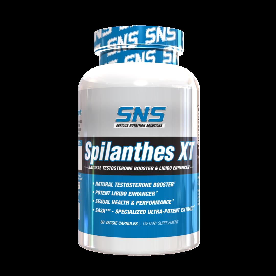 SNS (Serious Nutrition Solutions) Spilanthes XT