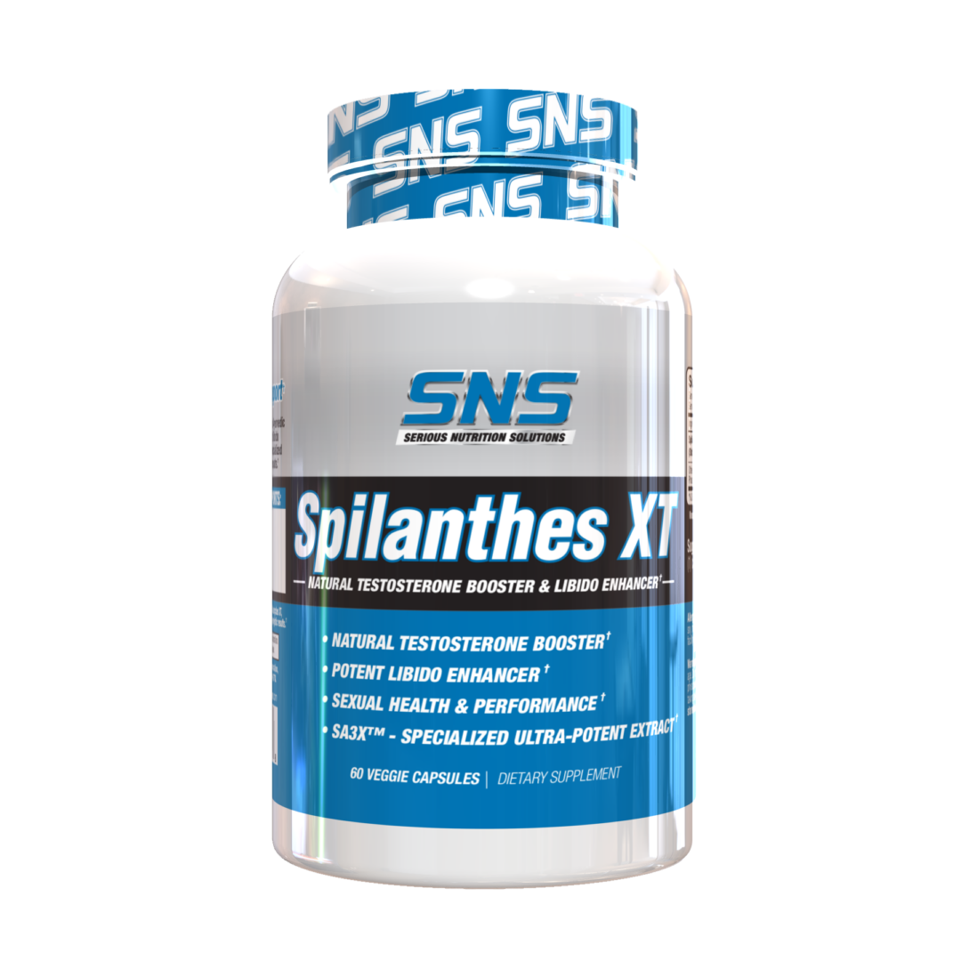 SNS (Serious Nutrition Solutions) Spilanthes XT