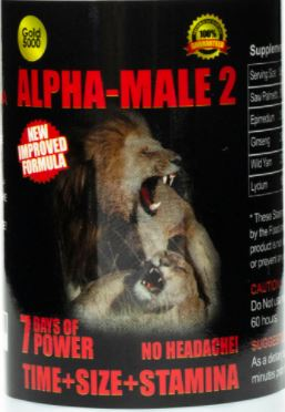 Alpha Male 2 Gold 5000