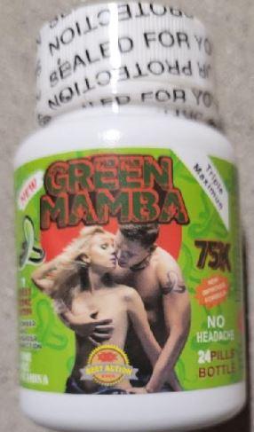 Green Mamba 75K