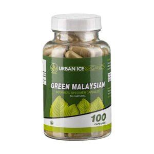 Urban Ice Organics Green Malaysian