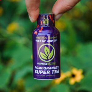 Urban Ice Organics Pomegranate Super Tea