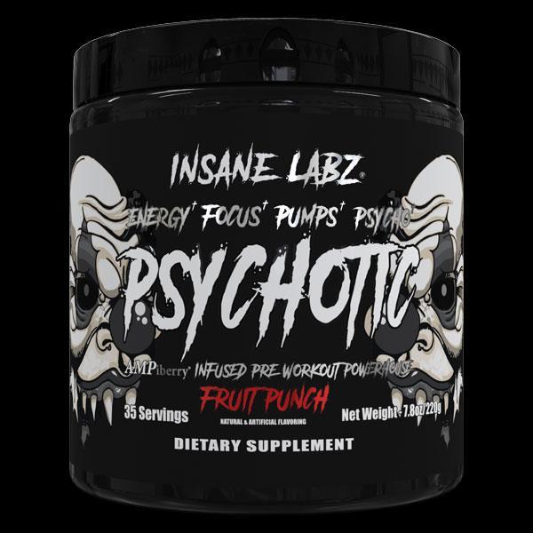 Insane Labz Psychotic Black