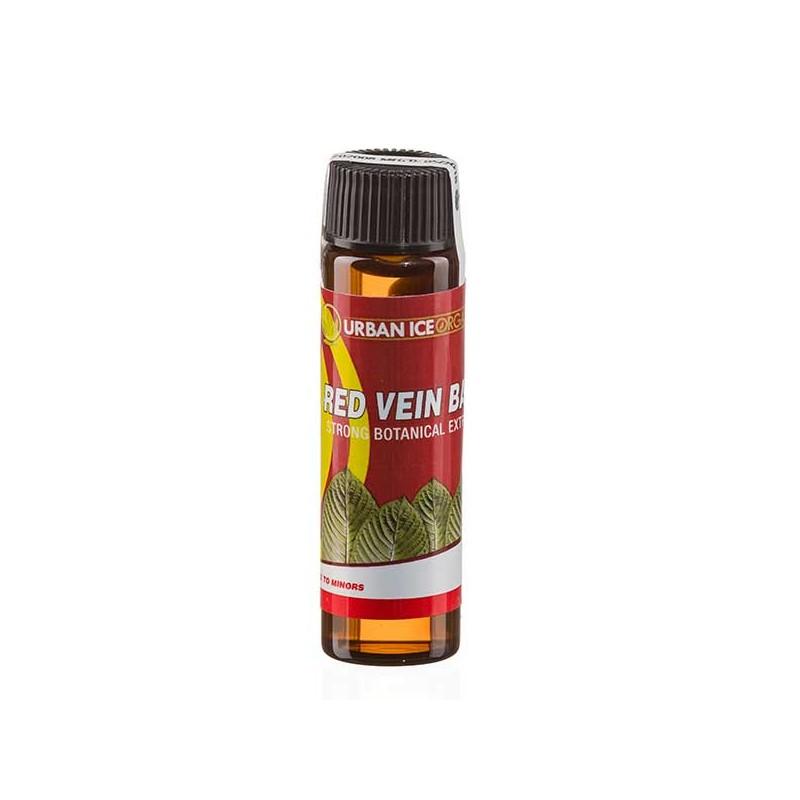 Urban Ice Organics Red Vein Bali Extract Oil