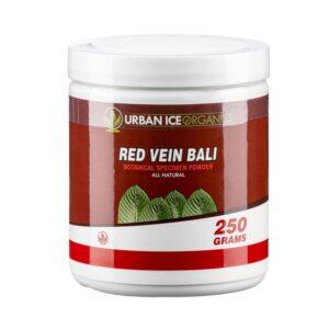 Urban Ice Organics Red Vein Bali 250g