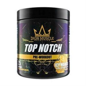 Iron Muscle Nutrition Top Notch
