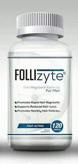 Follizyte - Hair Regrowth For Men - 120ct
