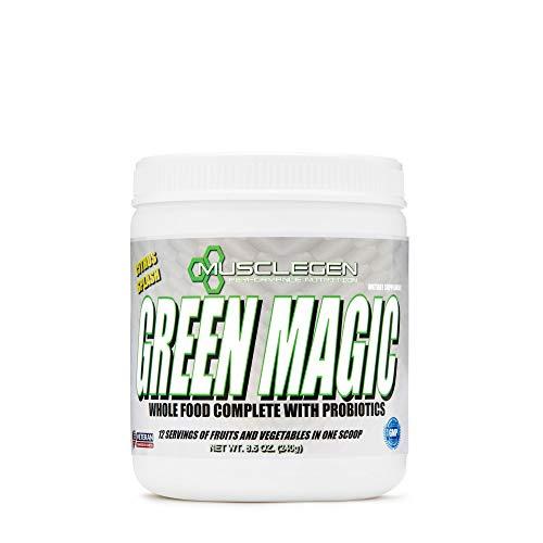 MuscleGen Research Green Magic