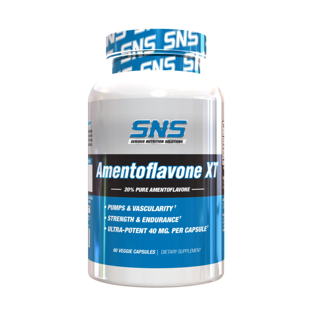 SNS (Serious Nutrition Solutions) Amentoflavone XT