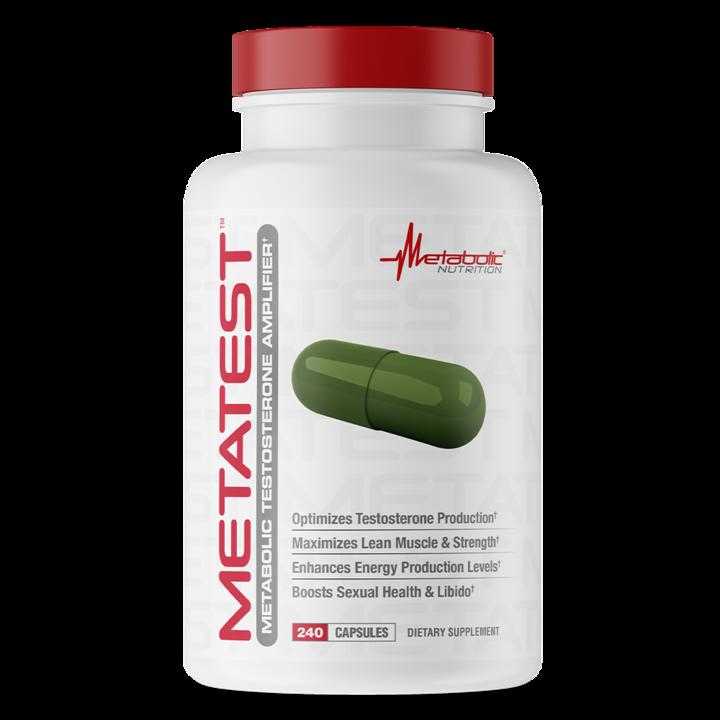 Metabolic Nutrition MetaTest