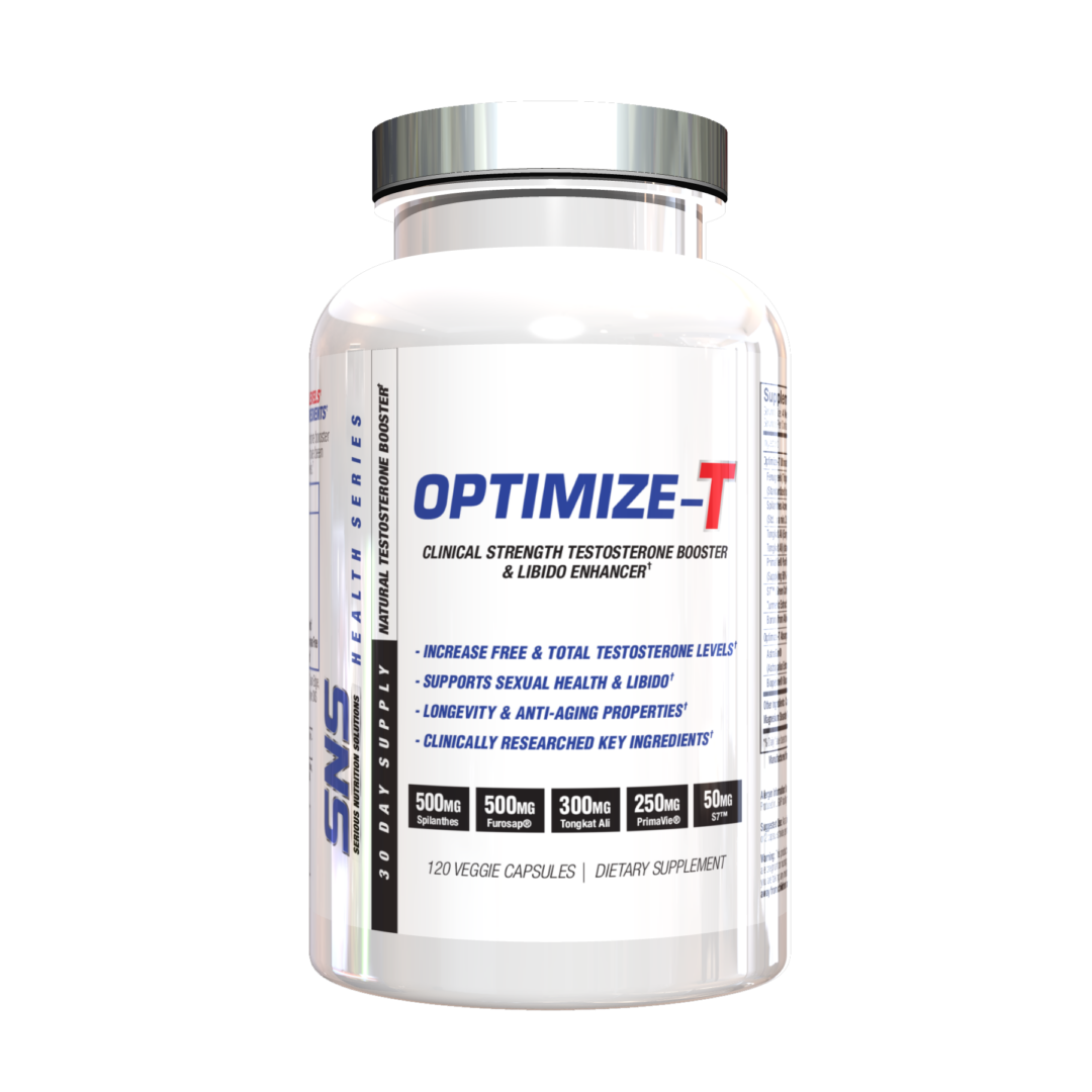 SNS (Serious Nutrition Solutions) Optimize-T