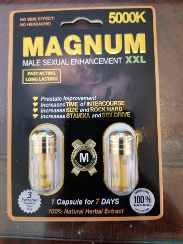 Magnum XXL 5000k