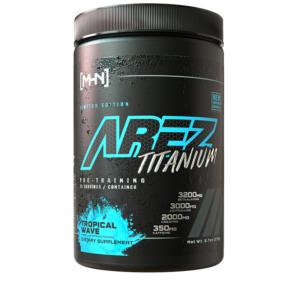 MHN (Modern Hardcore Nutrition) Arez Titanium