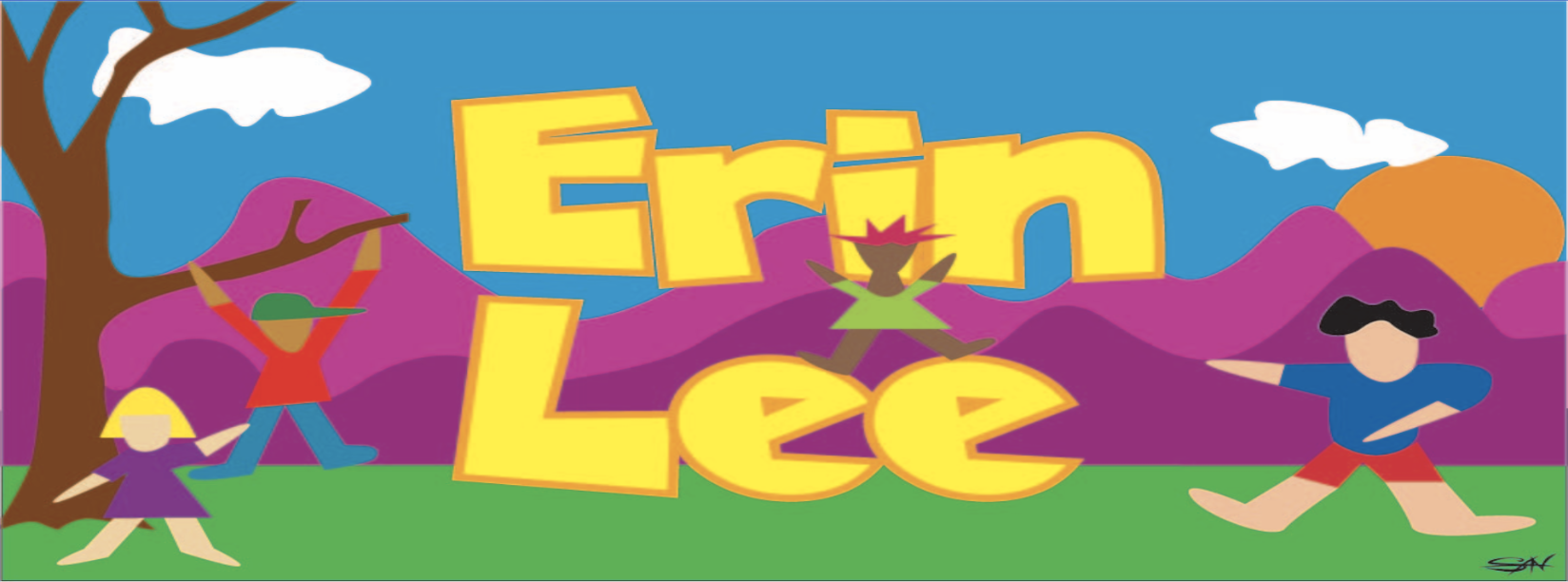 Erin Lee Art Stretched