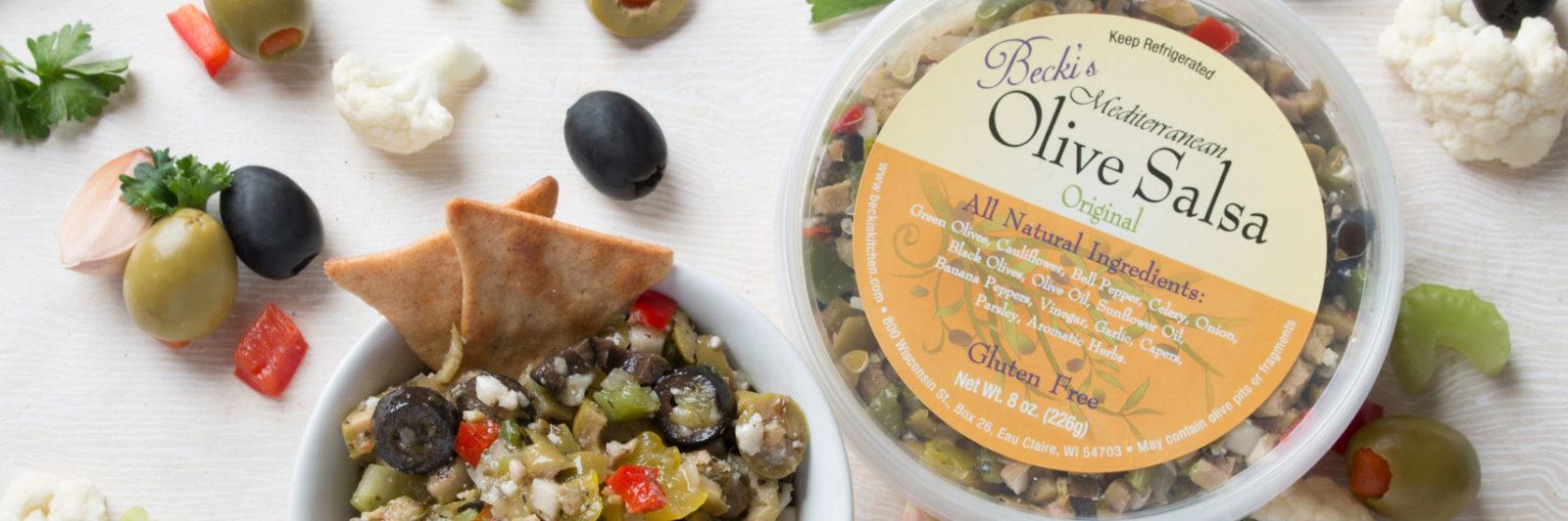 Becki's Olive Salsa Original