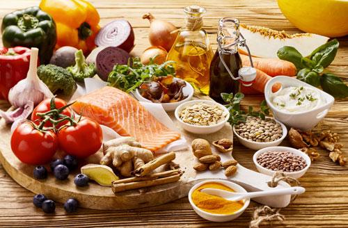 Mediterranean Food Diet