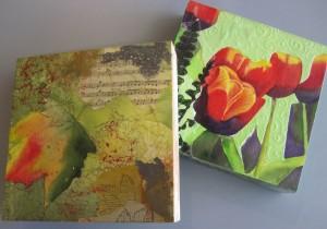 Thinking on the Box–Mixed Media Workshop