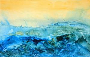 Wind and Water - Linda Aman's Artwork