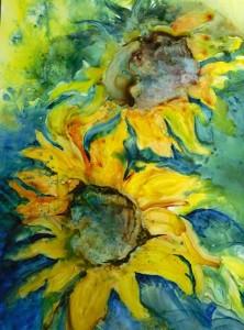 Yupo Floral Watercolor Workshop image 2