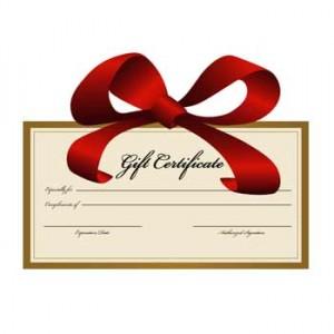 Linda Aman - Aman Arts Gift Certificates