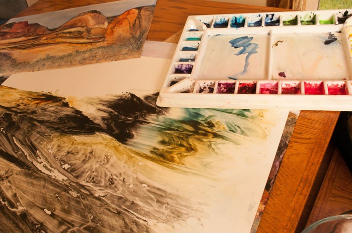 Private Art Lessons with Linda Aman