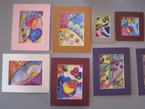 Color Study Triads I Watercolor Workshop