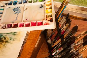 Flash Class! Watercolor Painting Session