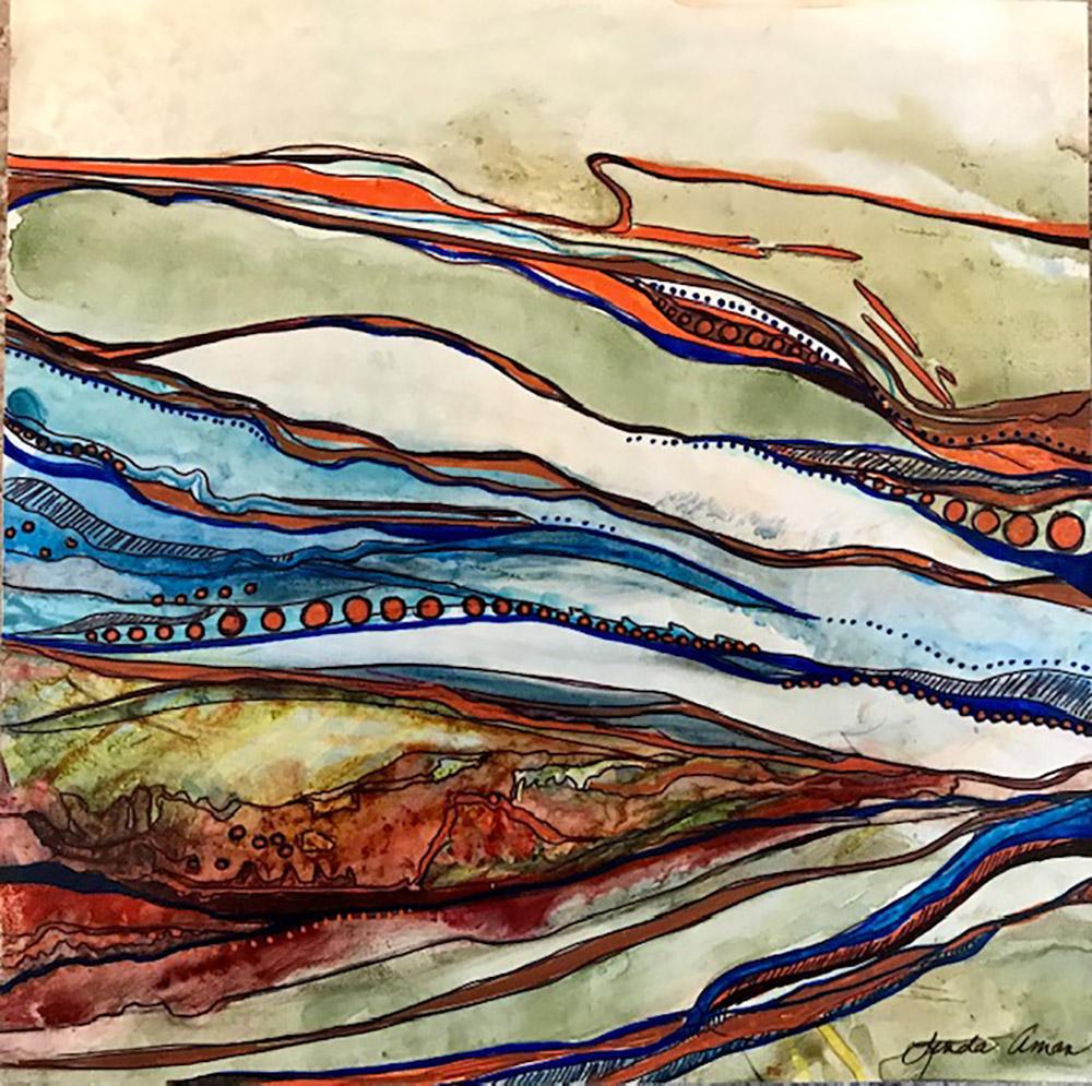 Ribbons of Yellowstone