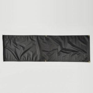 Vinyl Banner - Black