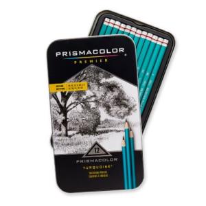 Sketching Pencils & Colored Pencils
