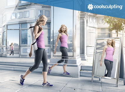 cool sculpting in Delray BEach helps you rid trouble spots of fat with an all natural look.