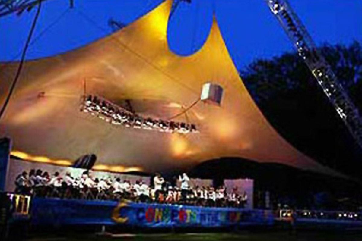 Carlos Moseley Music Pavilion Met Opera
