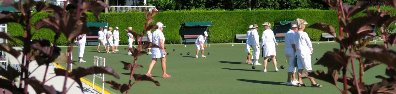 White Rock Lawn Bowling Club