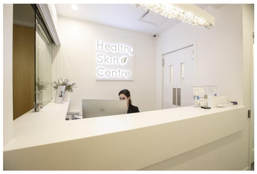 Medical Reception, Healthy Skin Centrre